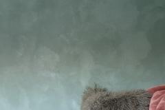 kalkverf venetiaans stuc Agave, groen, petrol