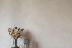 Kalkverf-gespaand-oud-roze-Jaipur